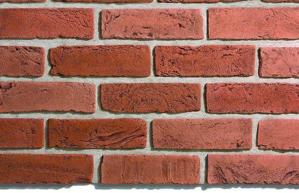 1 250. Тонкостенный декоративный кирпич изготавливается на основе цементных вяжущих